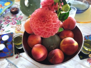 Peaches from Neukom Family Farm