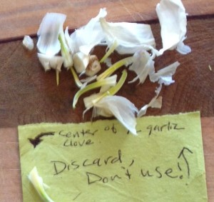 Discard, Dont Use!