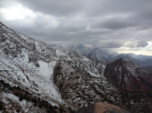 Oukmaiden, Atlas Mountains