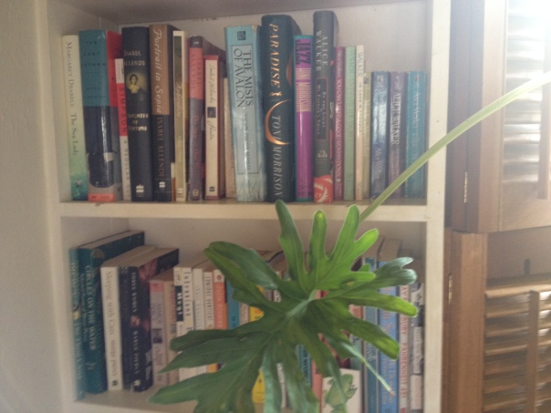 1/1000 th of the books in our home