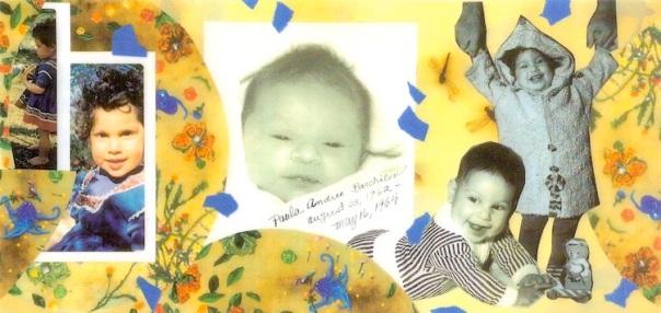 Memoriam Collage by Helen Redman 1995
