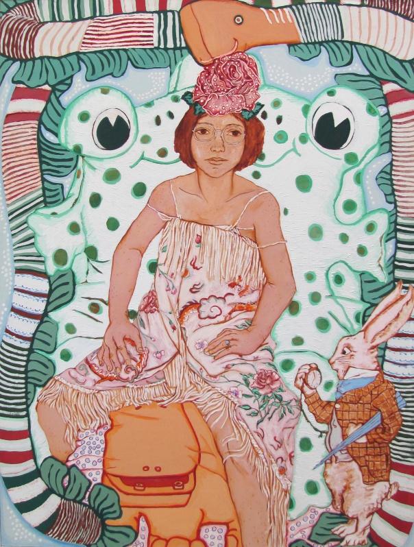 Nicole's Puberty 1976 by Helen Redman
