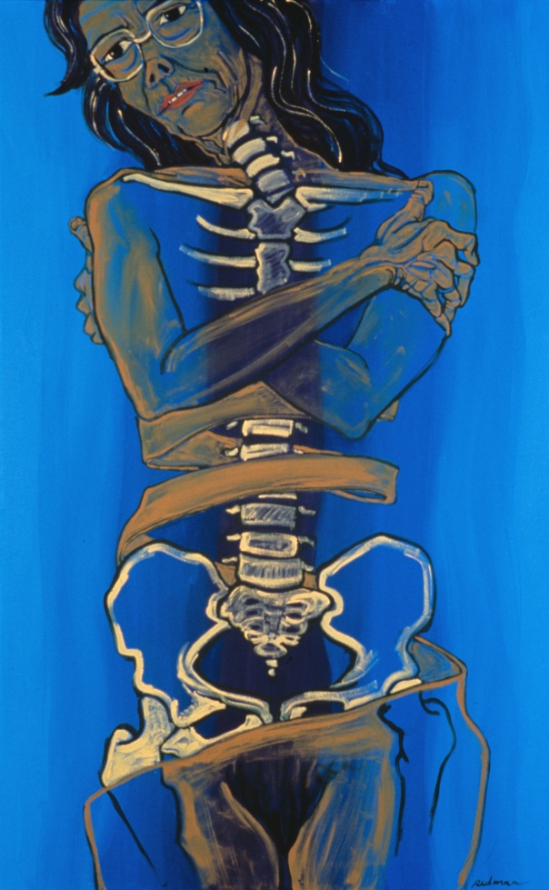 Singing the Bones by Helen Redman, 1993