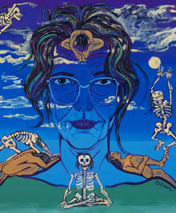 Story Bones by Helen Redman, 1993
