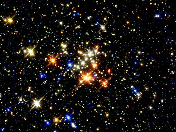 pockets of light in the universe, pockets of light in our hearts and souls