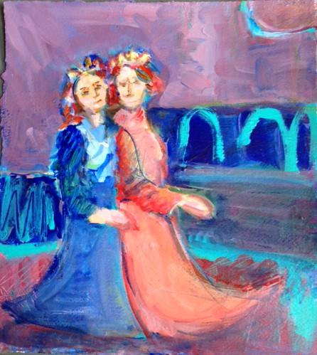 Twino Princesses by Marjorie Feldman