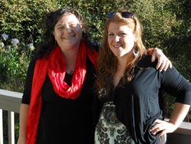 Nicole and Roxy, September 2013