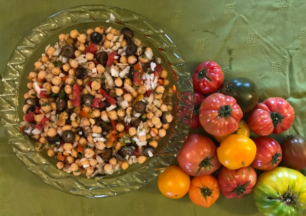 Maren Summer Bean Salad