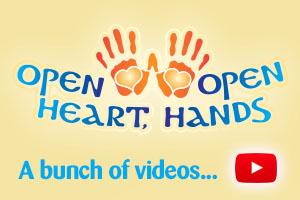 Open Heart Open Hands YouTube Channel